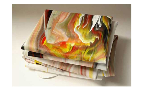 Margie Livingston | Folded Painting