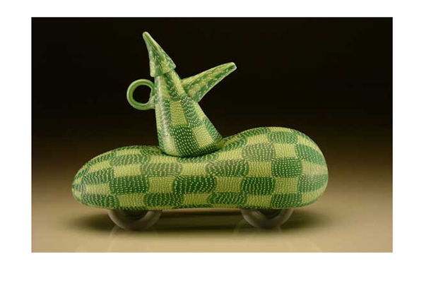 Richard Marquis | Teapot Cartoon Car
